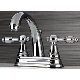 Kingston Brass Tudor Standard Centerset Bath..