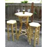 Abordale Wooden Bistro Table