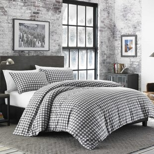 Preston Flannel Comforter Set by Eddie Bauer