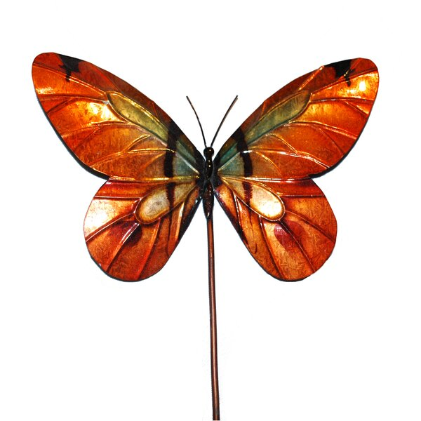 Eangee Home Design Butterfly Garden Stake U0026 Reviews | Wayfair