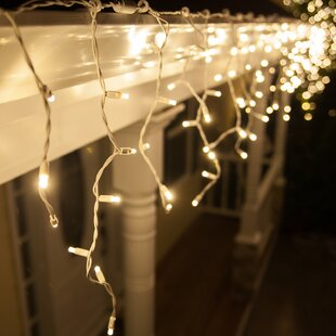 70 light christmas led icicle lights
