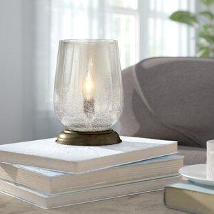 Charlton Home Benefit Handblown Glass 7.9