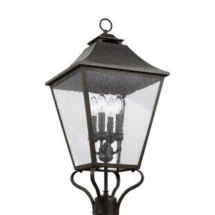 Stults 4-Light Lantern Head by Charlton Home