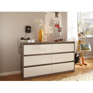 Walraven 6 Drawer Dresser by Latitude Run Today Sale Only