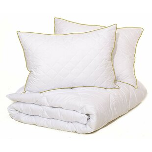 Clearview Diamond Quilted Pillow Protector (Set of 2)