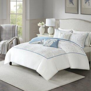 Harbor House Boxton 100% Cotton 5 Piece Duvet Set