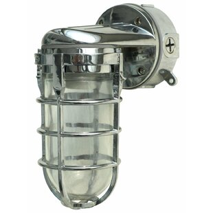 Woods 4-Light Outdoor Wall Lantern