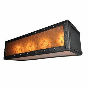 Steel Partners Rogue River 4-Light Bath Bar