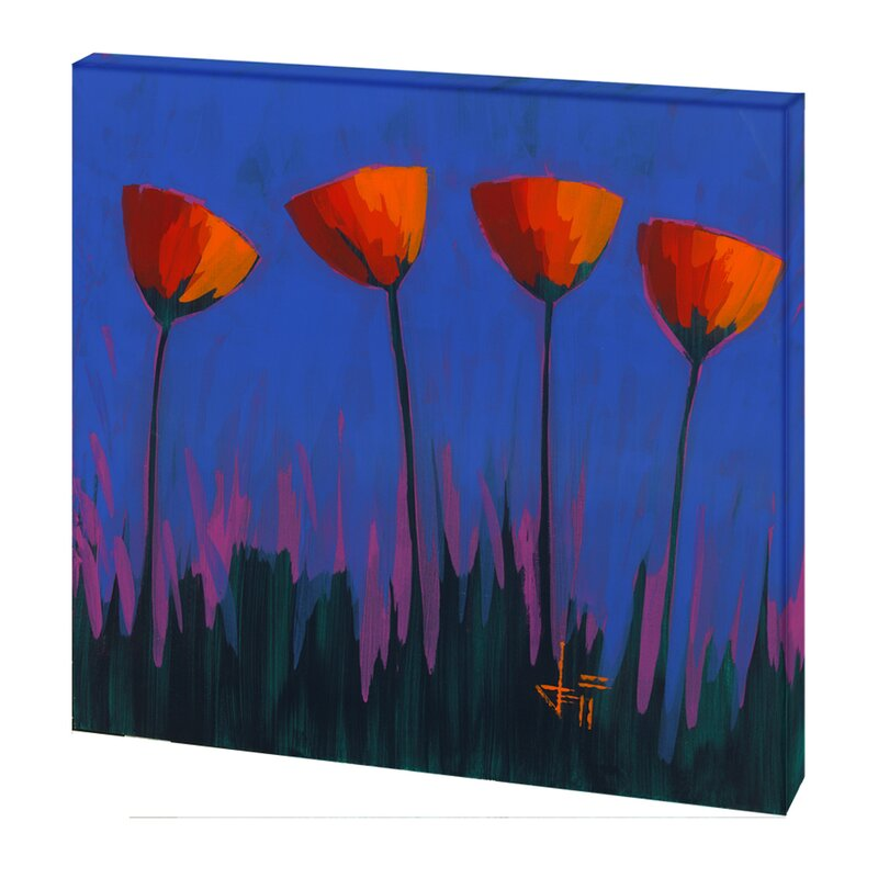 Hadleyhouseco Sky High By Jeff Boutin Painting Print On Wrapped Canvas Wayfair