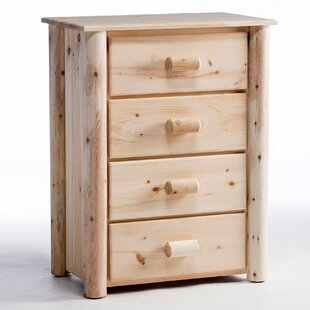Millwood Pines Timothy 4 Drawer Chest