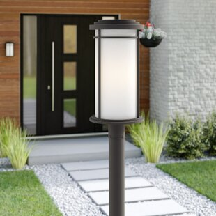 Scot Outdoor 1-Light Lantern Head By Ivy Bronx Outdoor Lighting