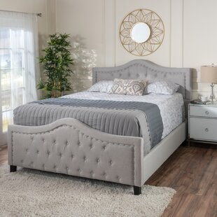 Chandler Queen Upholstered Panel Bed by Willa Arlo Interiors