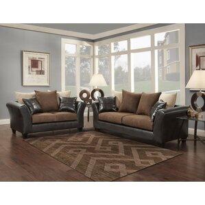 Ketterman Configurable Living Room Set by Latitude Run