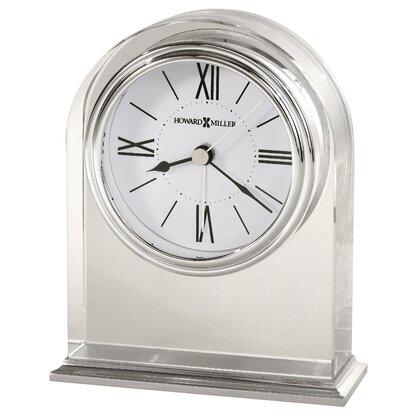 Luxury Analog Roman Numeral Table Clocks Perigold