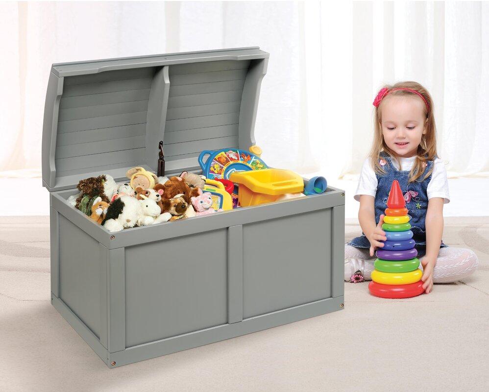 Jessie Barrel Top Toy Chest