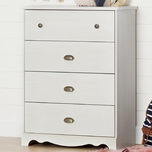 Find the perfect Caravell 4 Drawer Chest by South Shore Reviews (2019) & Buyer's Guide