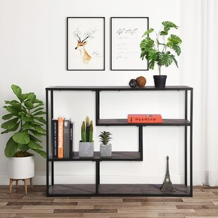 Axminster MDF Geometric Bookcase