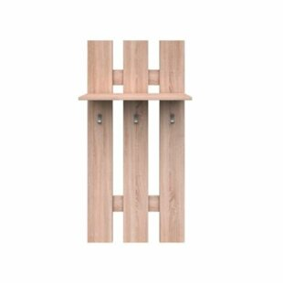 Goodfield Wall Mounted Coat Rack By 17 Stories
