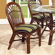 Amarillo Patio Dining Chair Boca Rattan