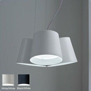 ZANEEN design Amak 3-Light Pendant