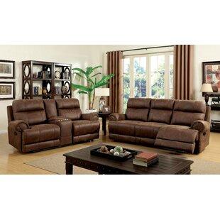 Red Barrel Studio Blakeway Reclining Configurable Living Room Set