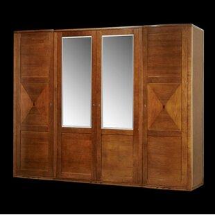 Divine 4 Door Wardrobe By Corrigan Studio