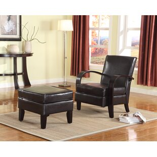 Rachna Club Chair and Ottoman