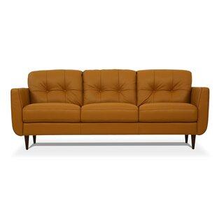 Bove Leather Sofa