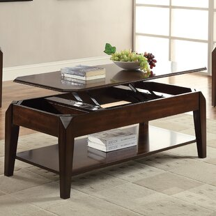 A&J Homes Studio Docila Coffee Table with Lift Top