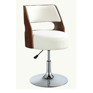 Gormley Adjustable Height Swivel Bar Stool