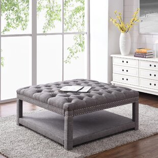 Erline Cocktail Ottoman by Darby Home Co