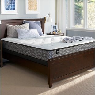 Response Essentials 11 Cushion Firm Tight Top Mattress with 9 High Profile Foundation by Sealy