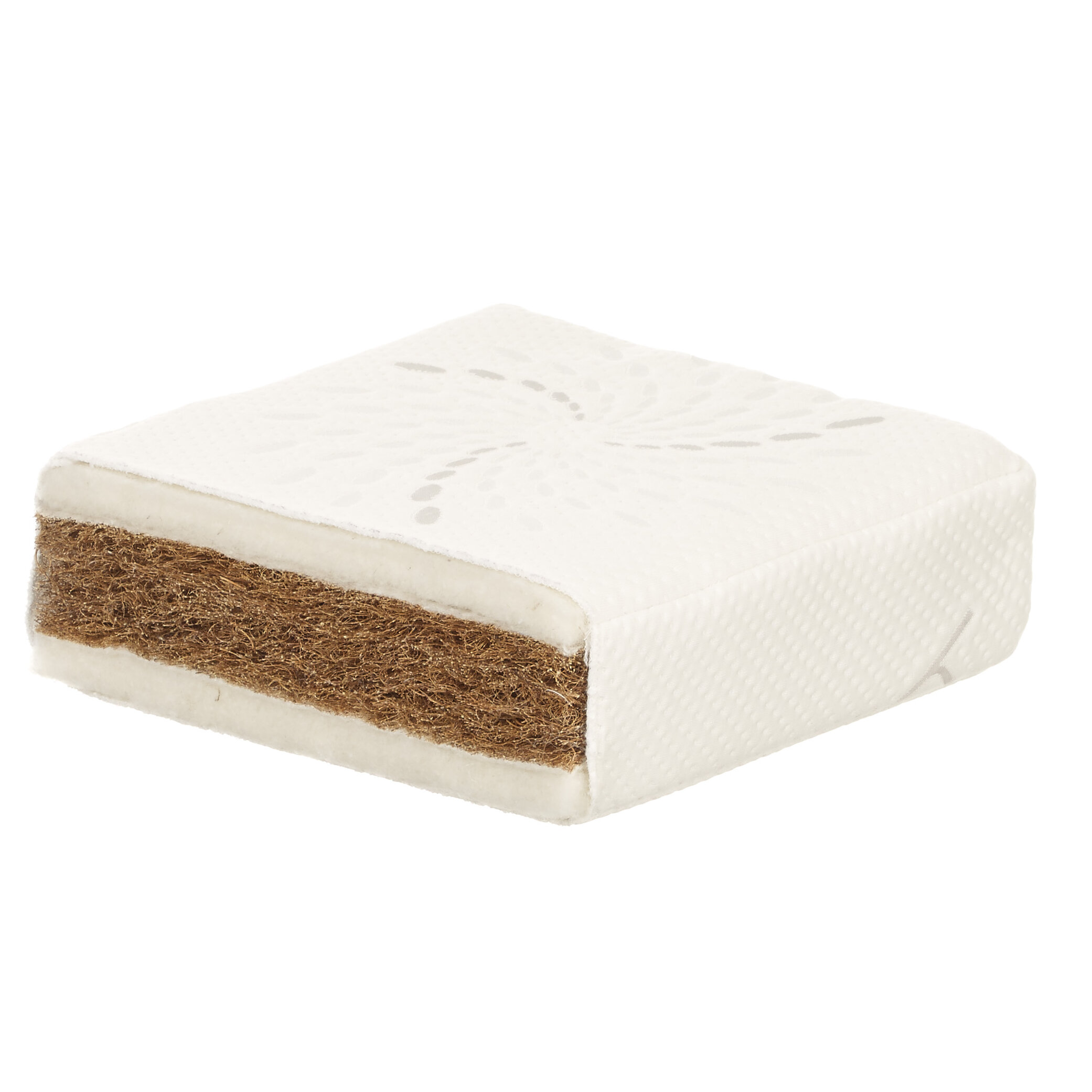 moses front view web cover organic nature basket baby wool mattress