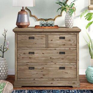 Elise 4 Drawer Dresser