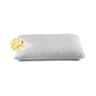 Alwyn Home Plush Shredded Talalay Latex Pillow