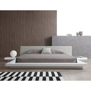 Savanna Upholstered Platform Bed by Orren Ellis