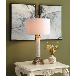 Tony Scamozzi Marble 34 Table Lamp