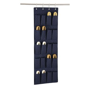 Organize It All 20-Pocket Overdoor Shoe Organizer (Set of 2)