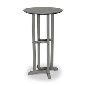 Traditional Bar Table by POLYWOOD?