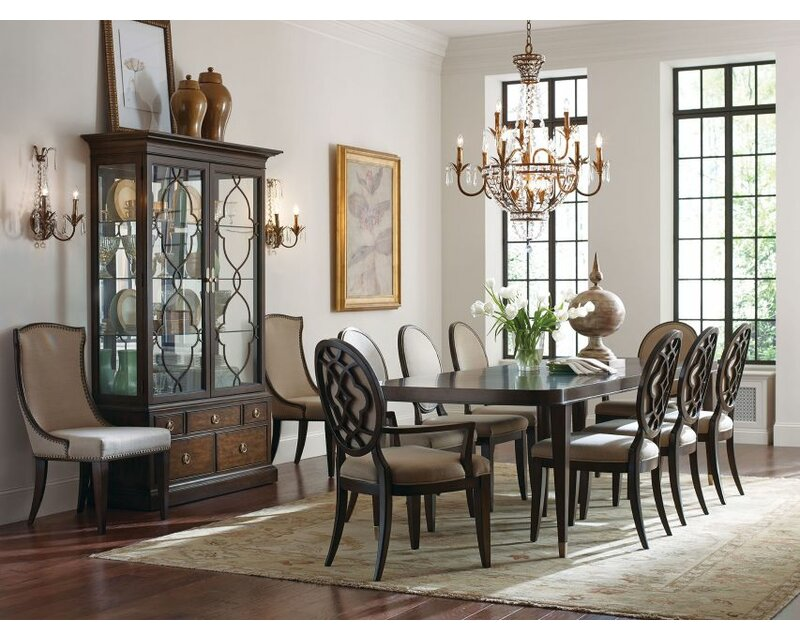Bordeaux 11 Piece Dining Set