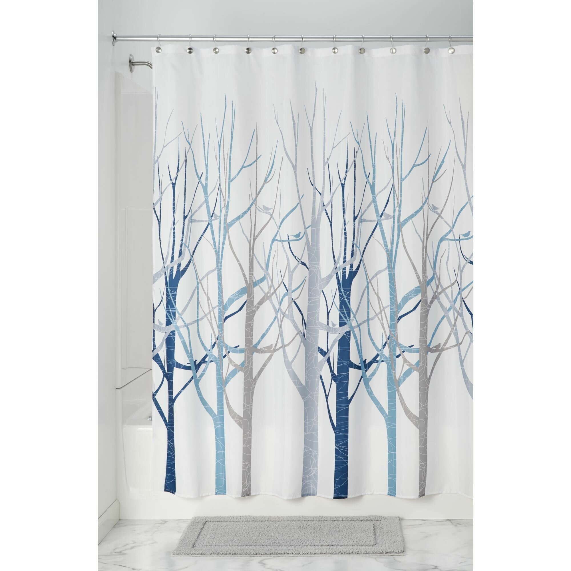Woollard Single Shower Curtain Hooks