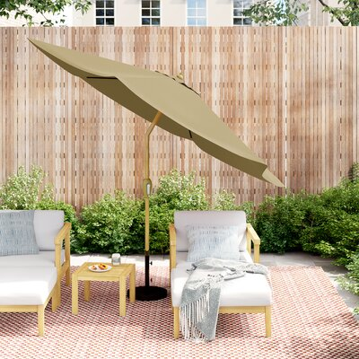 Solid 9 Market Umbrella by Foundstone Discount