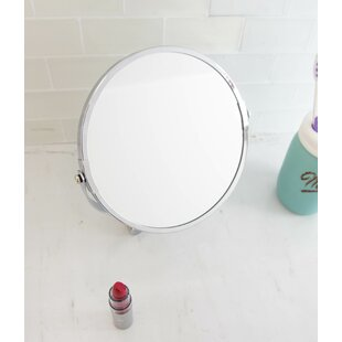 Inexpensive Cosmetic Mirror By Home Basics