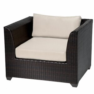 Barbados Club Chair with Cushions
