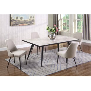 Brantley 5 Piece Dining Set by 17 Stories #2