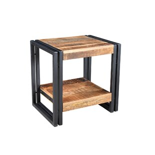 Gabriel End Table by Millwood Pines