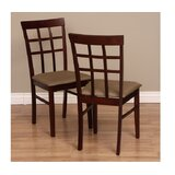 Tiffany Justin Upholstered Dining Chair (Set of 8) by Warehouse of Tiffany