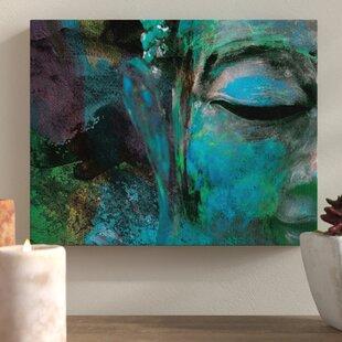 Large Buddha Wall Art | Wayfair