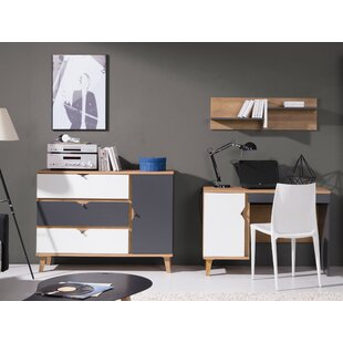 Alize 3 Piece Bedroom Set By Isabelle & Max