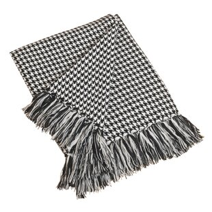 Richford Houndstooth Throw